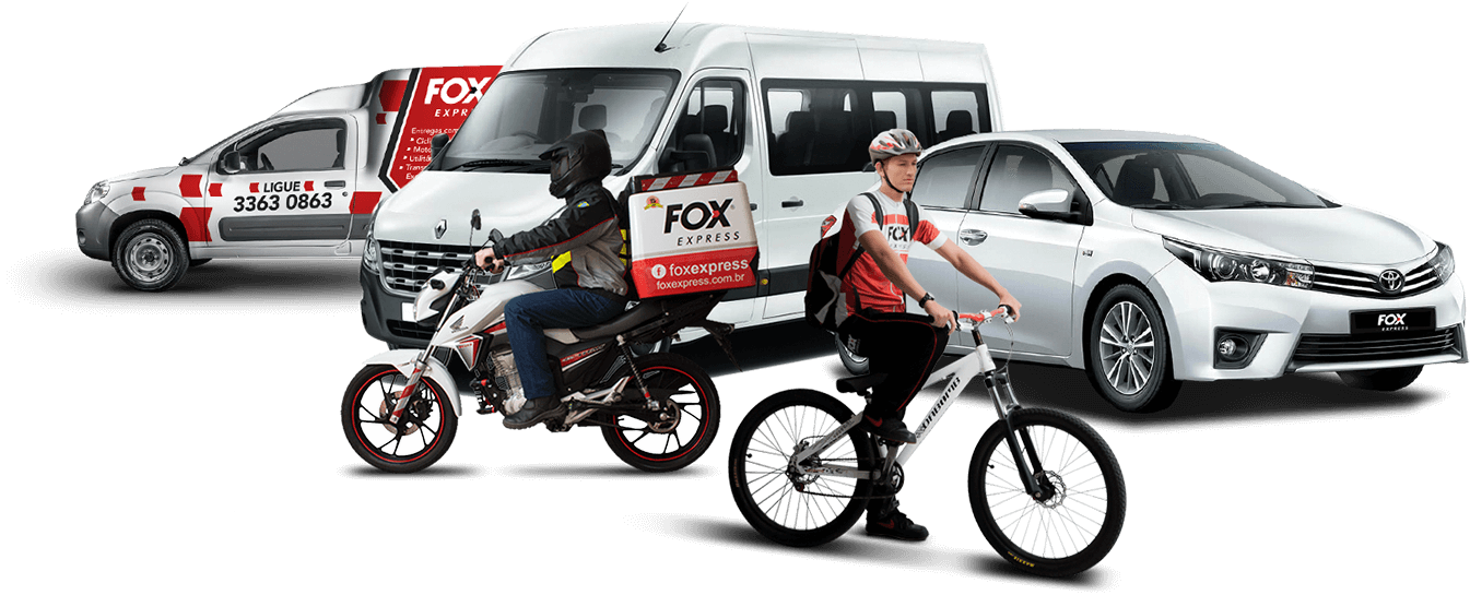 801a25de0 Fox Express | Entregas Rápidas | Entrega com Motoboy em Curitiba