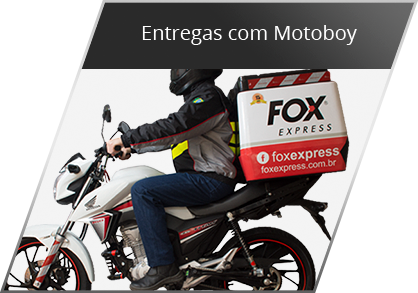 entrega com motoboy